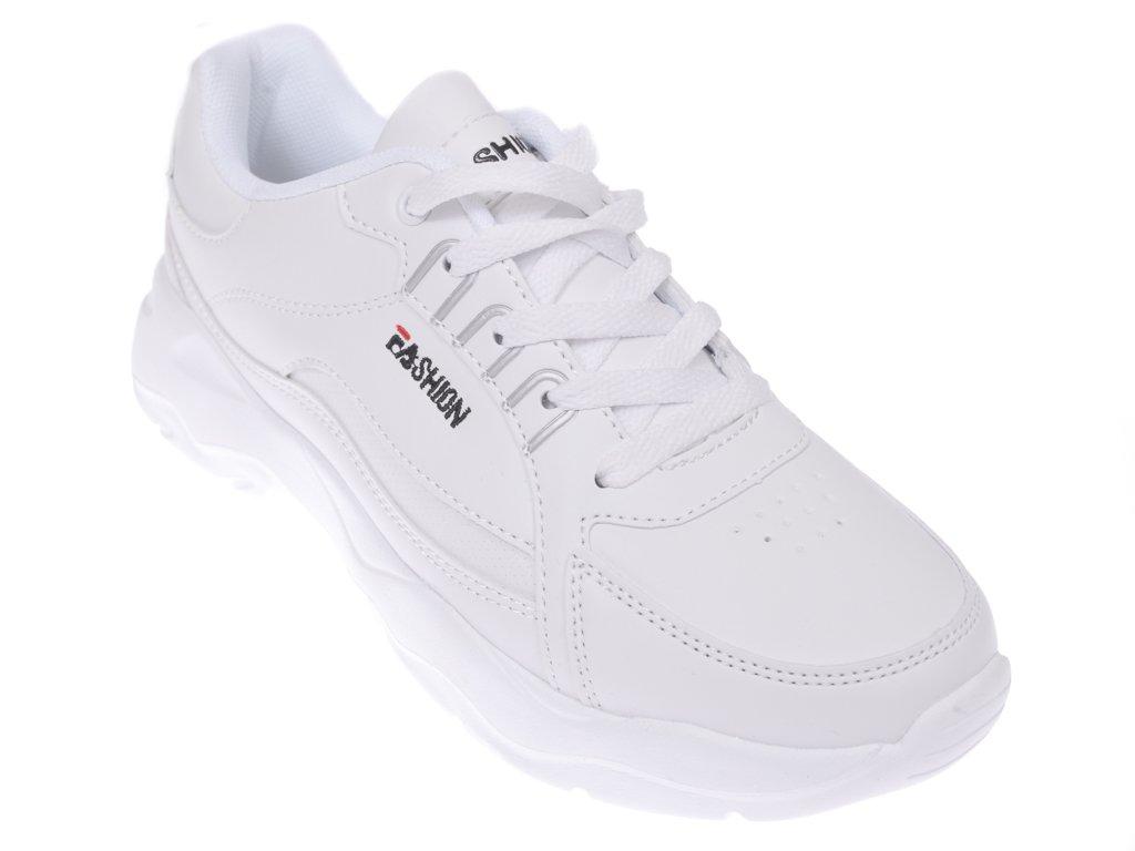 Buty sportowe damskie OBDS301 średni szary