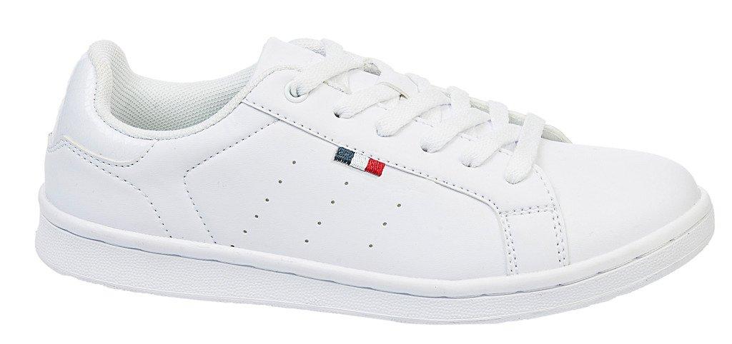 Buty sportowe damskie American Club DSP 07BI białe rozm.37 41