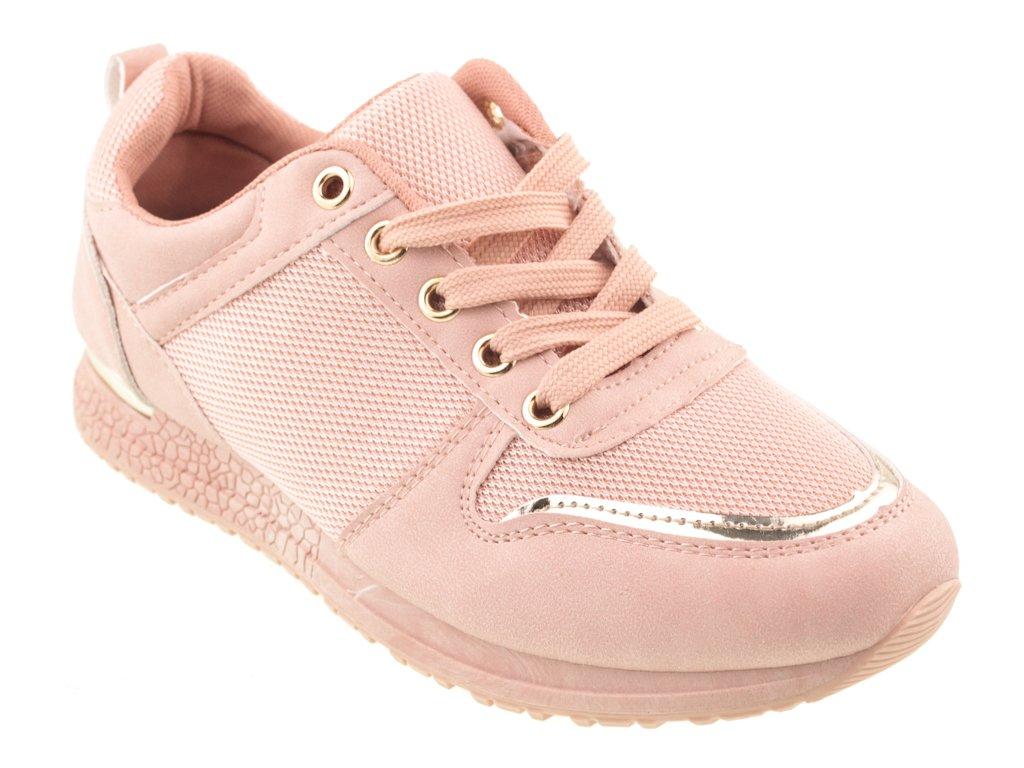 Buty sportowe damskie SeaStar DBL128PPI różowe rozm.36 41