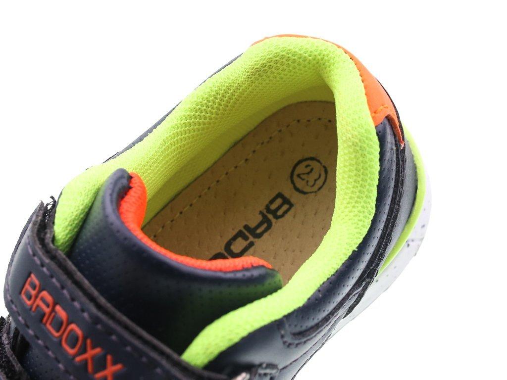 Buty sportowe dziecięce Badoxx B3XC 7108 czarne i granatowe rozm.25 30
