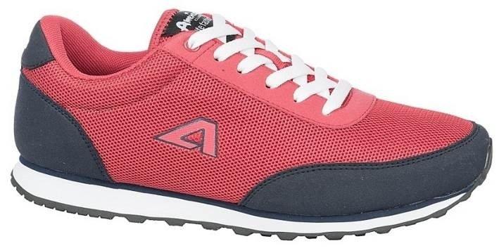 Buty sportowe damskie American Club DWT1756 1 niebieskie i czerwone rozm.37 41