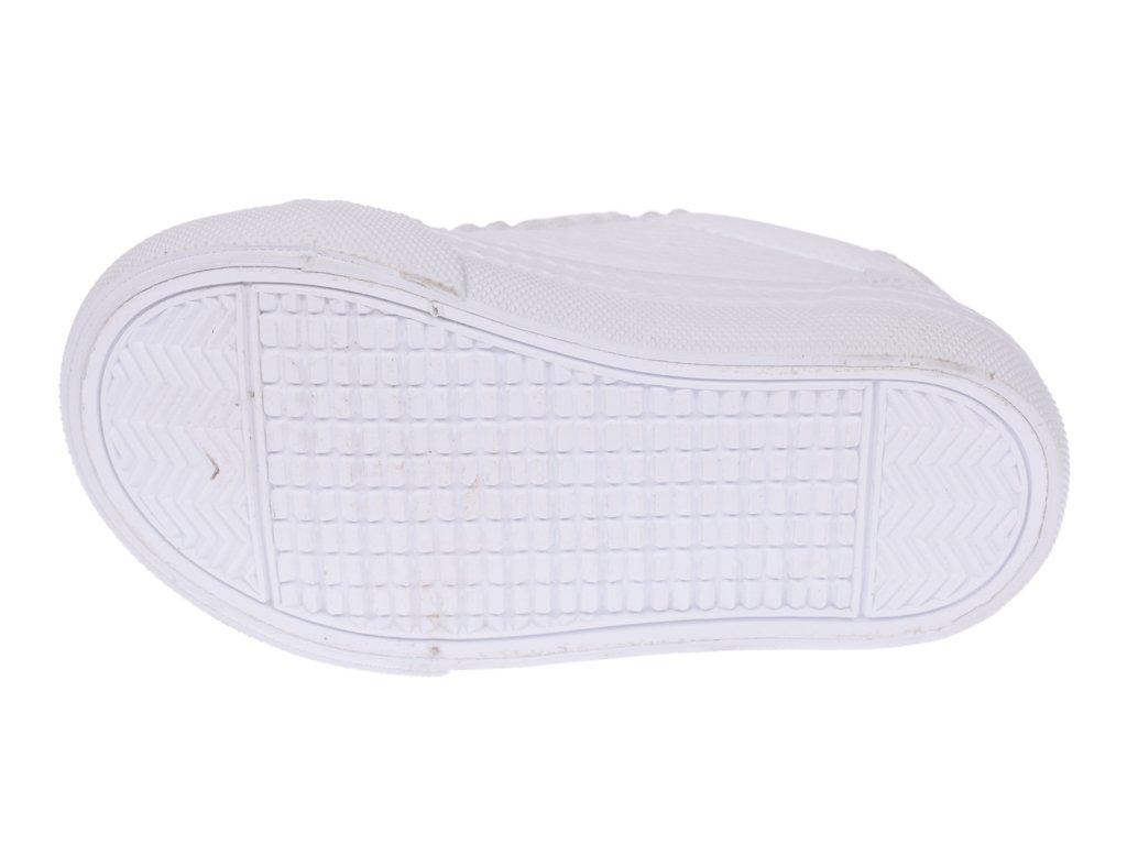 Buty sportowe dziecięce Apawwa BXC33SI białe rozm.25 30