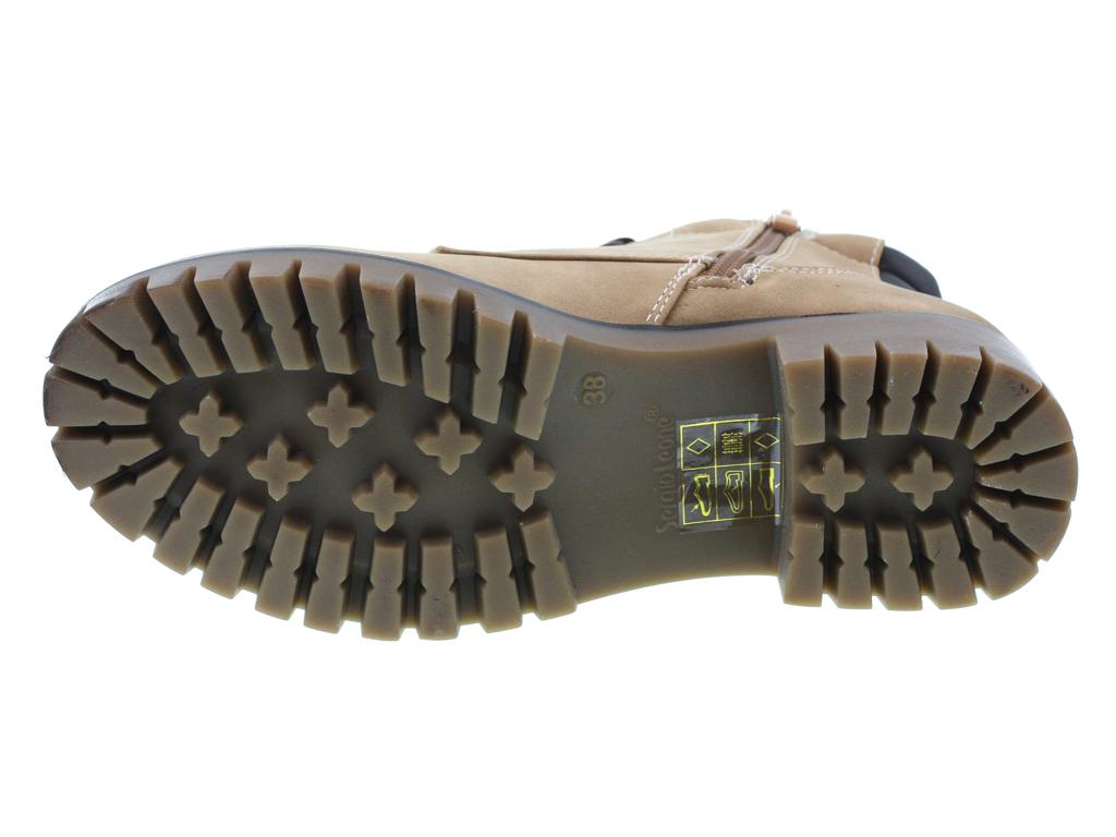Buty zimowe damskie Sergio Leone D711 1NZO żółte rozm.36 40