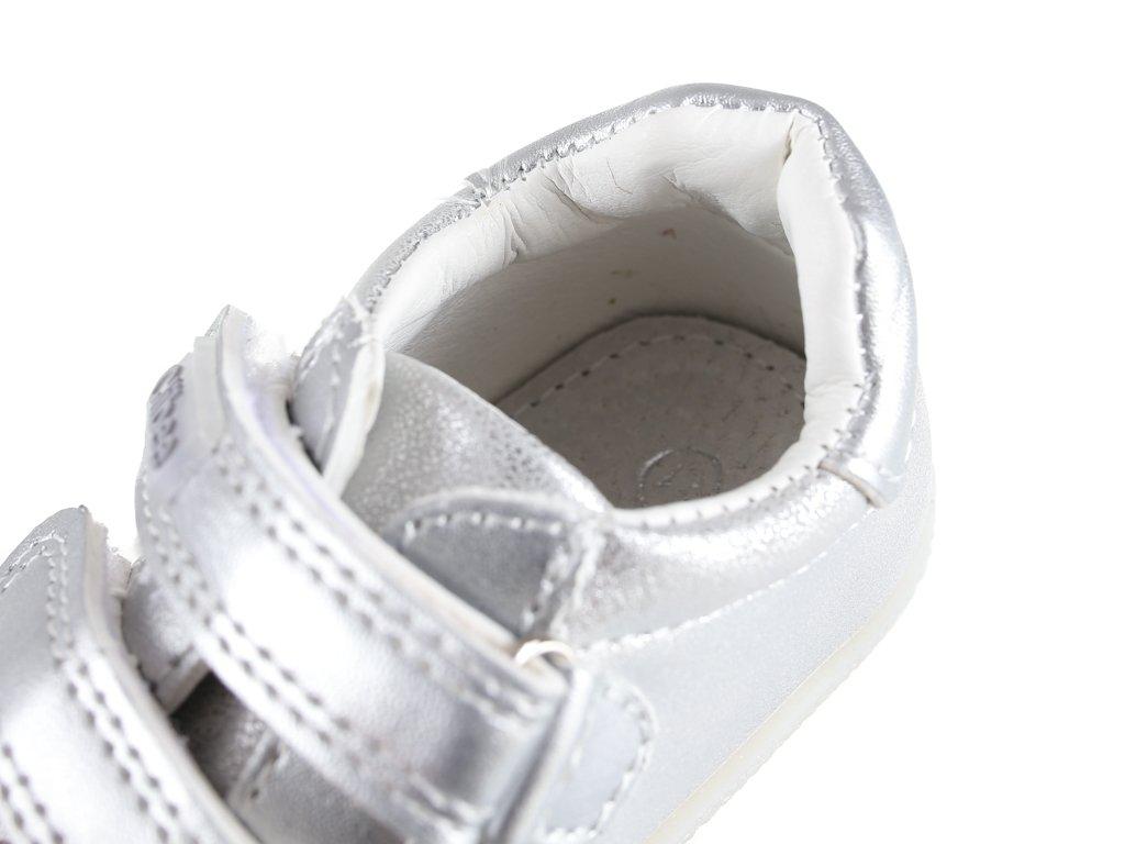 Buty sportowe dziecięce Clibee AP 292SI srebrne rozm.21 26