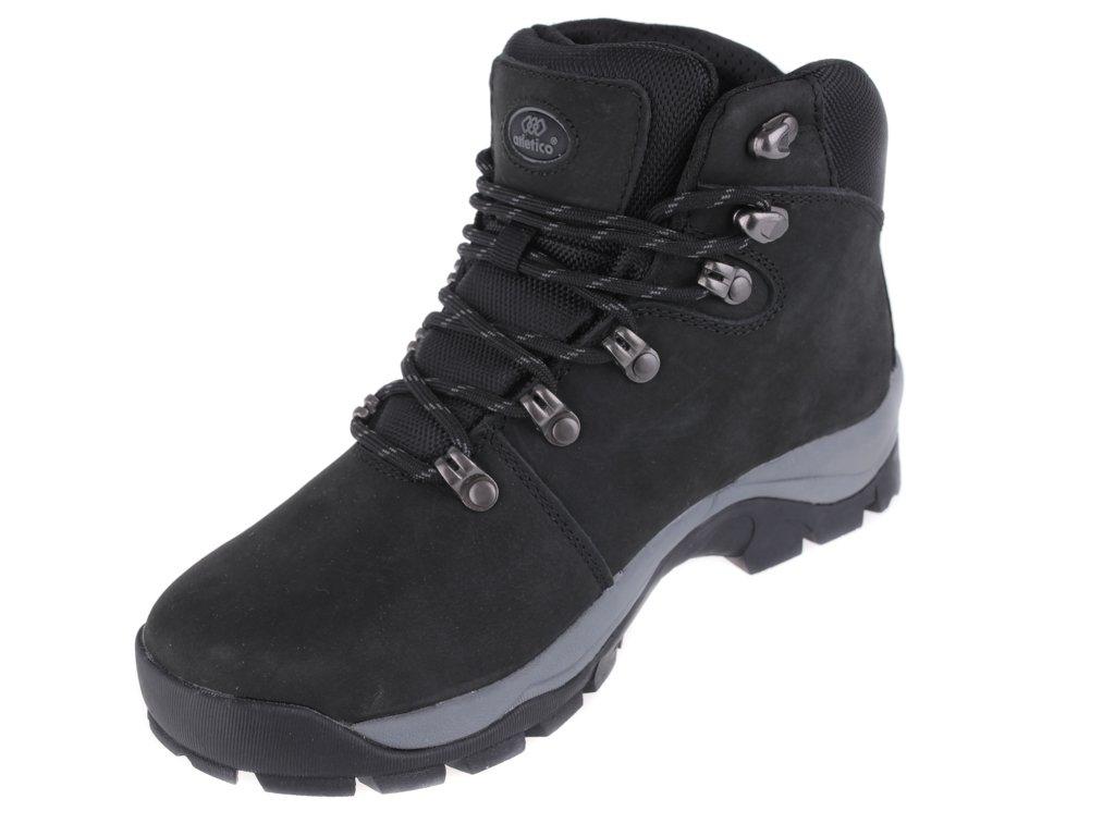Buty zimowe damskie Atletico D57089BL czarne rozm.36 41