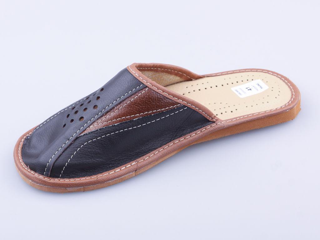 76019a996adaf Pantofle góralskie męskie, brązowe - Maximus MMX503BR | Internetowa ...