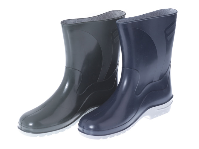 Kolmax ATENA women's rubber boots navy blue, green, black, gray, size 37-42