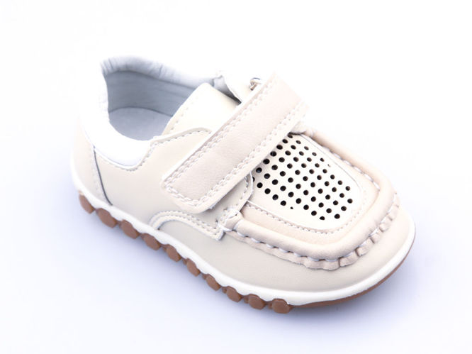 Children's shoes Apawwa AA-84BE beige size 20-25