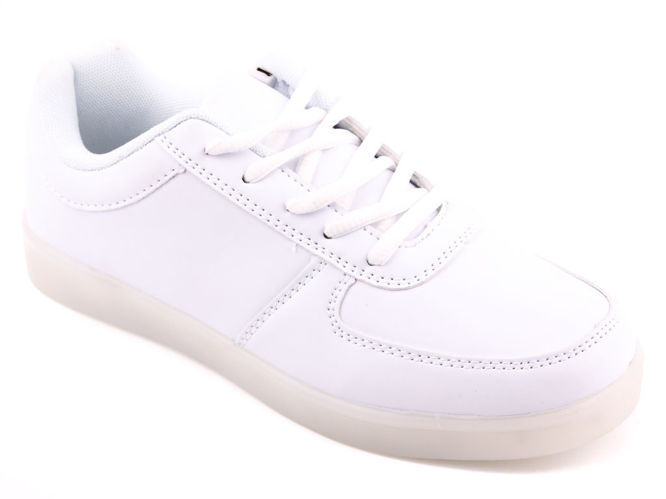 Women's sports shoes Badoxx DLXC-7387WH white rozm.36-41