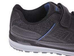 Buty sportowe młodzieżowe Badoxx DLXC 8046BLBU czarno granatowe rozm.36 41