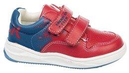 Buty sportowe dziecięce American Club AGC 18 granatowe i czerwone rozm.21 25